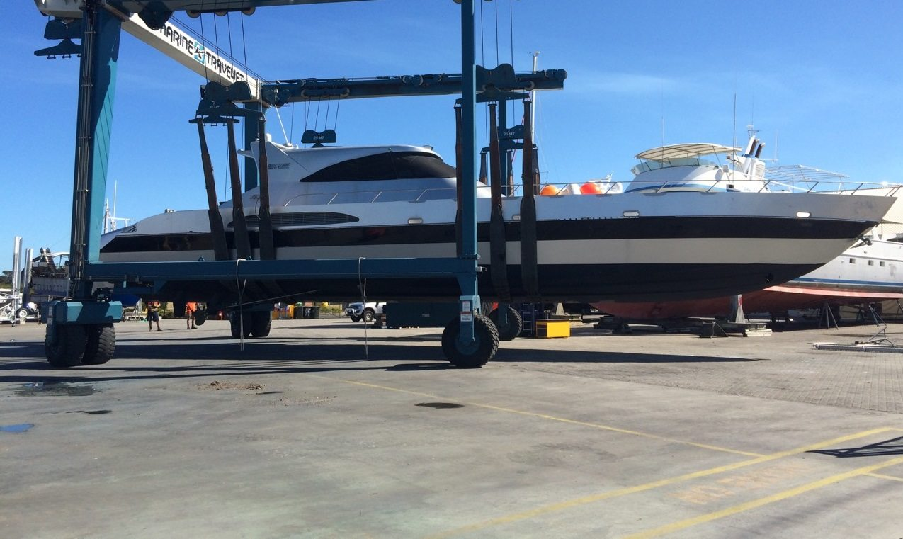 Awesome – 80′ Lloyds Ships Australia – Express Cruiser Super
